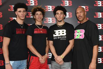 LaVar Ball Accused Of Embezzling $2.5 Million From Big Baller Brand: Report