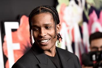 "A$AP Rocky's New Album Seemingly Titled ""All Smiles"""