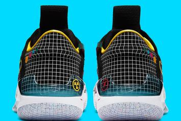 """Nike Adapt BB Returns In Vibrant """"Multicolor"""" Model: Official Photos"""