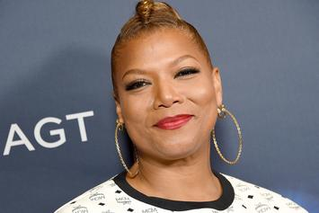 """Queen Latifah Shares Memories Of Late Brother: """"I Was Supposed To Be With Him"""""""
