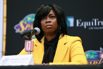 L.A. Sparks GM Penny Toler Fired For Using N-Word While Yelling At Team