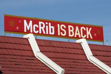 McDonald's McRib Returns On Monday & This Is Why It's Not Always On The Menu