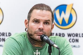 Jeff Hardy Arrested For DWI In North Carolina