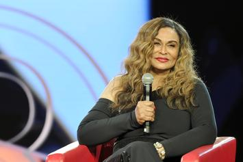 Tina Knowles Comments On Ex-Husband Mathew Knowles' Breast Cancer Diagnosis