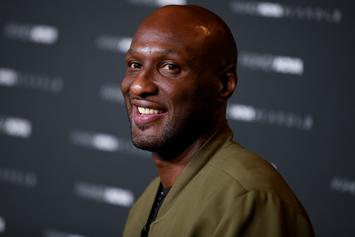 """Lamar Odom Caught Adjusting His Junk Live On """"Dancing With The Stars"""""""