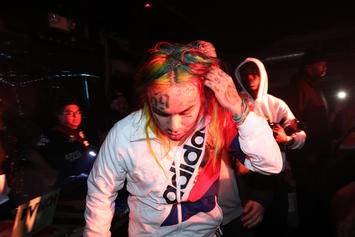 Tekashi 6ix9ine's Sentencing Date Moved Up