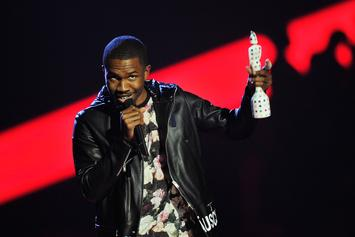 "Frank Ocean Celebrates Winning Pitchfork's ""Album Of The Decade"""