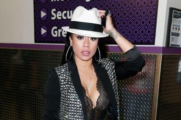 Keyshia Cole Sued By Homeowner For Damaging Rental Property: Report