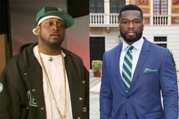 "Freekey Zekey Wants To Punch 50 Cent For Jim Jones ""Snitch"" Remarks"
