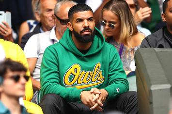 Drake's Baby Mama Shares Pregnancy Throwback To Celebrate Son's Birthday