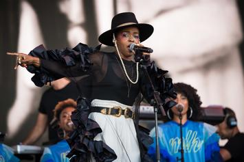"Lauryn Hill To Release First Solo Song In 5 Years On ""Queen & Slim"" Project"