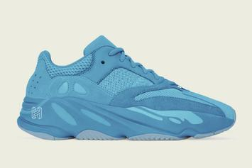 Adidas Yeezy Boost 700 Rumored To Drop In Cool Blue Colorway