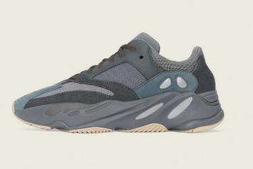 """Adidas Yeezy Boost 700 """"Teal Blue"""" Release Date Revealed: Official Photos"""
