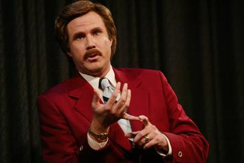 Will Ferrell Officially Entering The Podcast World