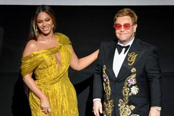 "Elton John Criticizes ""Lion King "" Soundtrack, Says Only One Artist Is A Star Right Now"