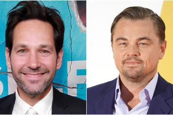 "Paul Rudd Was The Man Who Convinced Leonardo DiCaprio To Star In ""Titanic"""