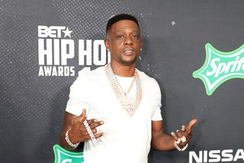 Boosie Badazz Is On The Hunt For Cinnamon Toast Crunch At His Daughter's School