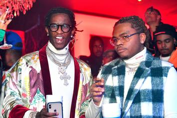 "Young Thug & Gunna Bring Slime To Jimmy Fallon's ""Tonight Show"""