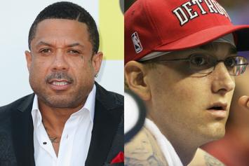 Benzino Reflects On War With Eminem & Shady Records