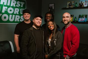 """Sprite® & HotNewHipHop Present Thirst For Yours: Ep. 2 """"Building Your Brand"""""""
