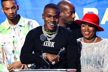 "DaBaby Shows Off His Jewelry Collection, Says First $20K Chain Was A Gift From ""A Girl"""