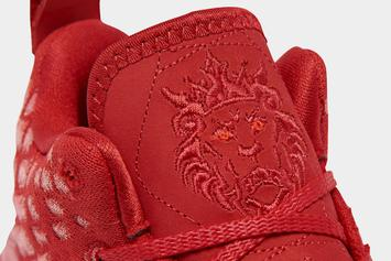 """LeBron James' Nike LeBron 17 Surfaces In """"Red October"""" Colorway: First Look"""