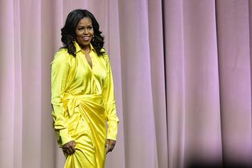 Michelle Obama Shows Off Her Abs & Fit Physique On Instagram