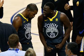 "Warriors' Draymond Green Opens Up About Kevin Durant Beef: ""I Was Wrong"""