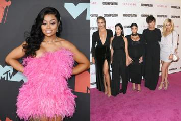 Blac Chyna Angers The Kardashians After Instagram Photoshoot During Deposition