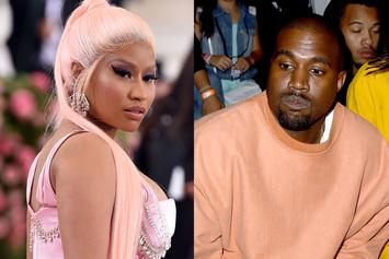"Nicki Minaj Says Kanye West ""New Body"" Might Be Reworked As A Gospel Song"