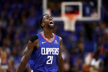 Clippers' Patrick Beverley Trolls Warriors Fans During Blowout Victory