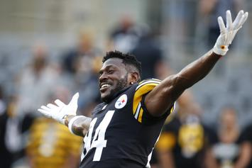 Antonio Brown Tweets About Buying XFL, Writing Movie Scripts & More