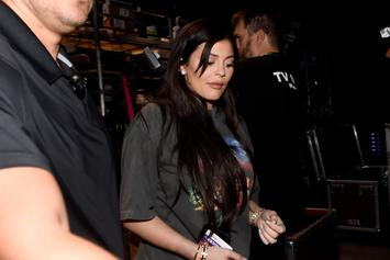 Kylie Jenner In Car Accident After Demi Lovato's Halloween Party