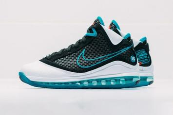 """LeBron James' """"Red Carpet"""" Nike LeBron 7 Drops Today: Purchase Links"""