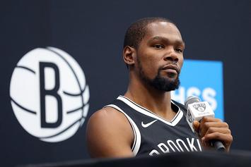 """Kevin Durant Supports Kyrie Irving Amid """"Mood Swings"""" Concerns"""