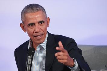"""Barack Obama Shares His Opinion On Cancel Culture & How It's """"Not Activism"""""""