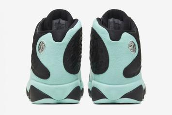 "Air Jordan 13 ""Island Green"" Official Images, New Release Date Revealed"