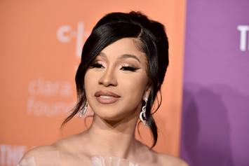 "Cardi B Makes It Clear That She Grew Up In A ""Strict Home"" Despite Smoking At 15"