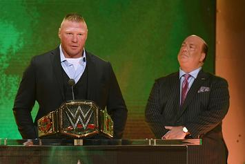 WWE Announces Brock Lesnar's Survivor Series Opponent