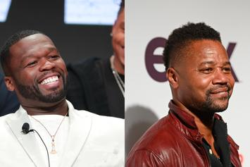 "50 Cent Trolls Cuba Gooding Jr. For Going To Nets Game: ""Tell This N***a To Lay Low"""