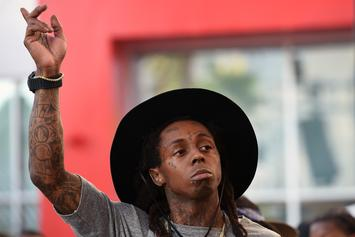 Lil Wayne Seemingly Debuts Even More Face Tattoos