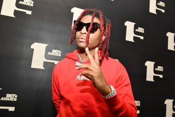 Lil Keed Tosses Fan's Phone In The Club: Watch