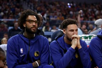 Klay Thompson Lookalike Reveals His Somewhat Close Ties To The Warriors