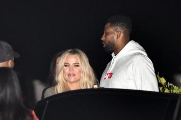 Tristan Thompson's Still Thirsting For Khloe Kardashian In Her Comment Section