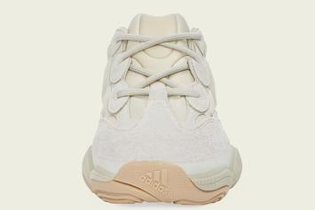 "Adidas Yeezy 500 ""Stone"" Release Date Confirmed: Official Images"