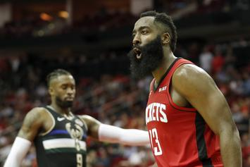 James Harden Reveals If He Will Participate In Load Management: Watch