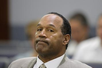 "O.J. Simpson Sues Las Vegas Hotel For Defamation Following ""Drunk"" Report"
