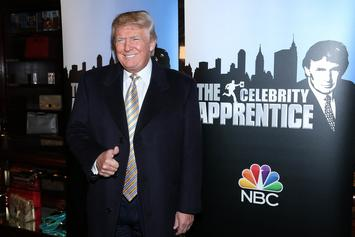Donald Trump Denies Reports That He's Discussing Next TV Show