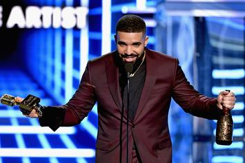 """Drake Reportedly Responds To Getting Booed Off Stage: """"Just Not My Night"""""""