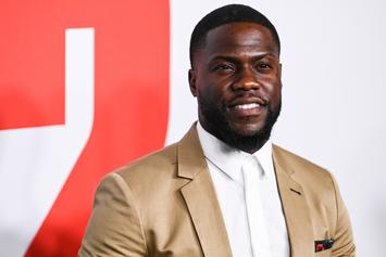 """Kevin Hart Is Tired Of Asking The """"Same Questions"""" About His Near-Fatal Car Crash"""